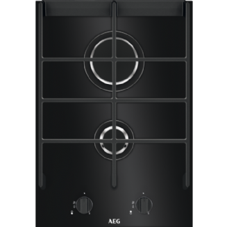 AEG Gas Ceramic Hob 36 cm HC412001GB